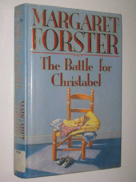 Image for The Battle for Christabel