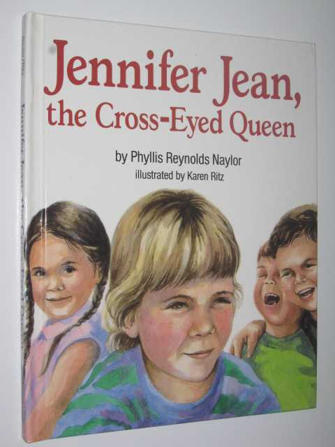 Image for Jennifer Jean, the Cross-Eyed Queen