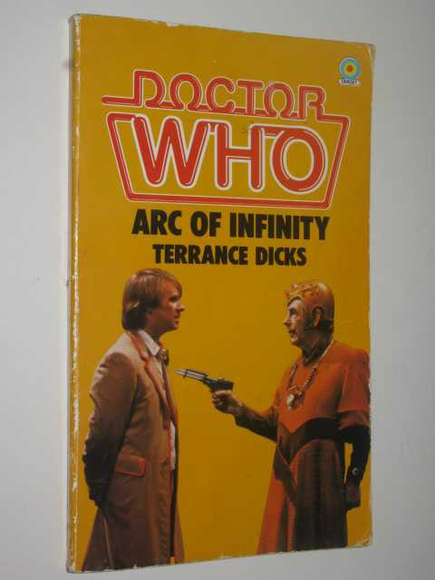 Image for Doctor Who: Arc of Infinity
