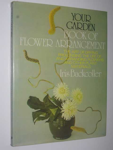 Image for Your Garden : Book of Flower Arrangement