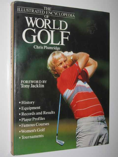 Image for The Illustrated Encyclopedia of World Golf