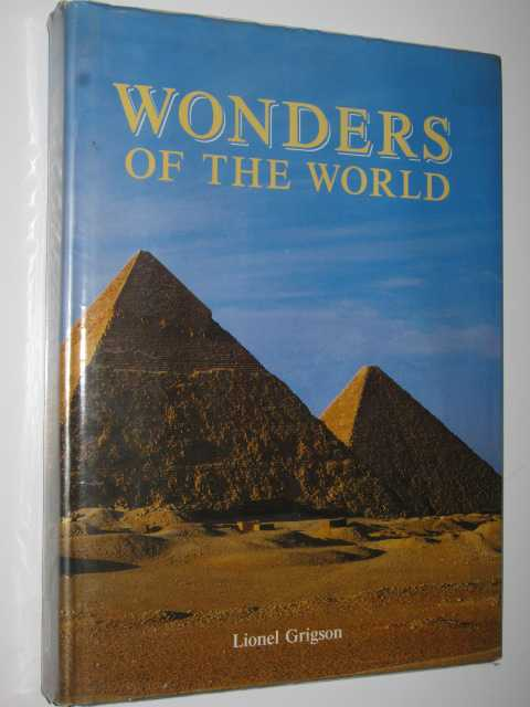 Image for Wonders of the World