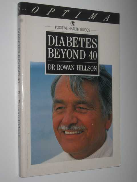 Image for Diabetes Beyond 40