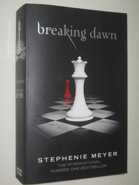 Image for Breaking Dawn - Twilight Series #4