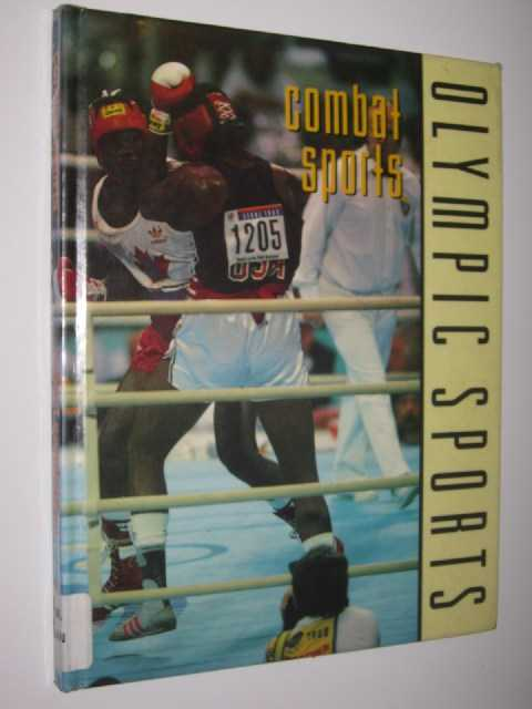 Image for Combat Sports - Olympic Sports Series