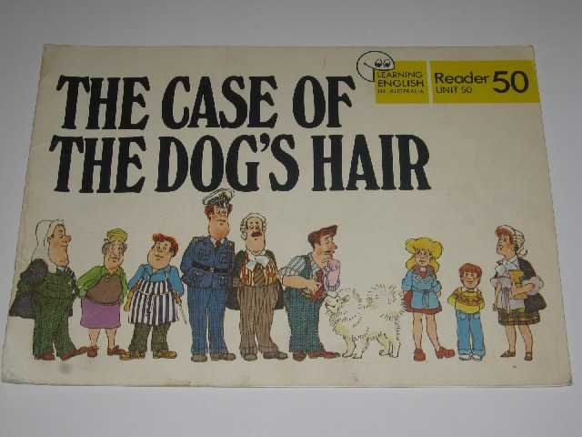 Image for The Case Of The Dog's Hair - Reader Unit 50 Series