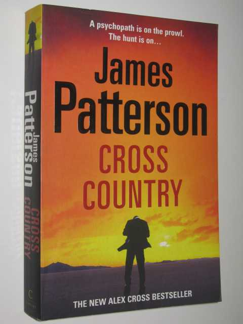 Image for Cross Country - Alex Cross Series #14