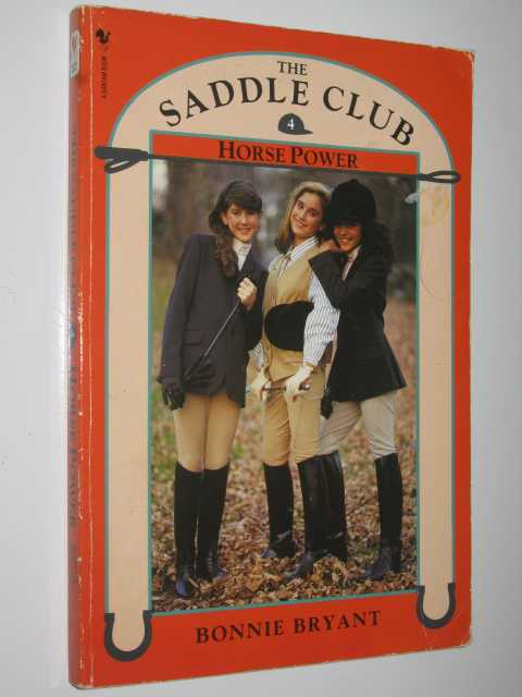 Image for Horse Power - The Saddle Club Series #4