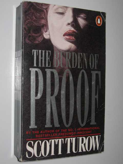 Image for The Burden of Proof.