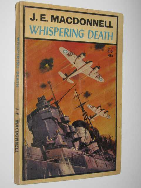 Image for Whispering Death