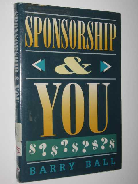 Image for Sponsorship and You