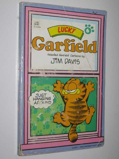 Image for Lucky Garfield #6