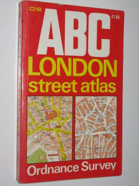 Image for ABC London Street Atlas