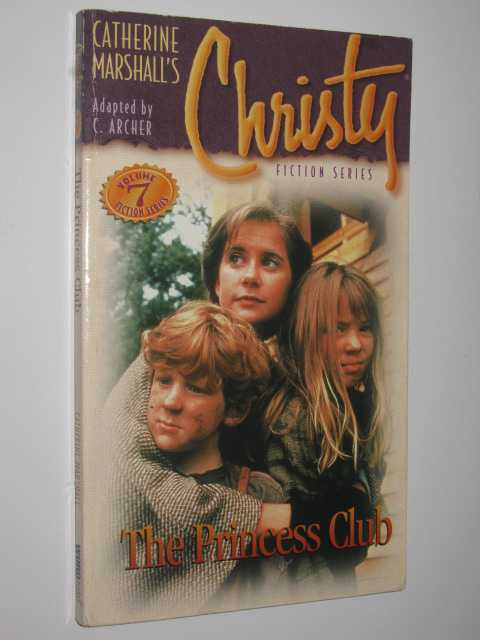 Image for The Princess Club - Christie Series #7
