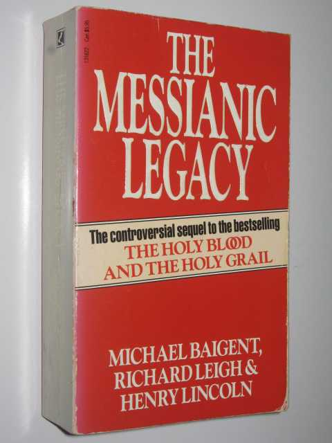 THE MESSIANIC LEGACY EBOOK DOWNLOAD