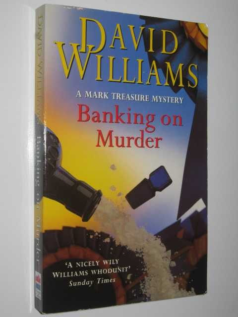 Image for Banking On Murder - Mark Treasure Mystery