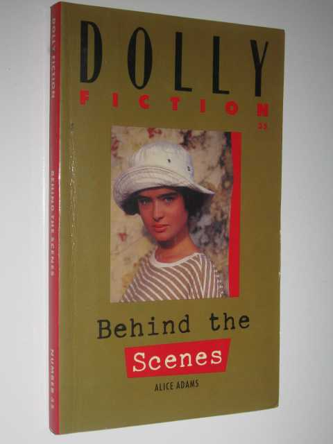 Image for Behind the Scenes - Dolly Fiction Series #35