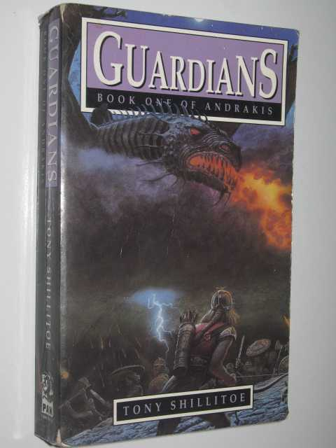 Image for Guardians - Andrakis Series #1