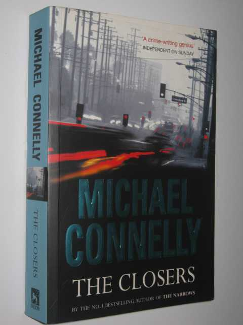 Image for The Closers - Harry Bosch Series