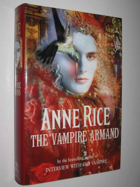 Image for The Vampire Armand - Vampire Chronicles #6