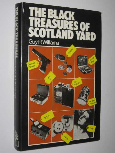 Image for The Black Treasures of Scotland Yard