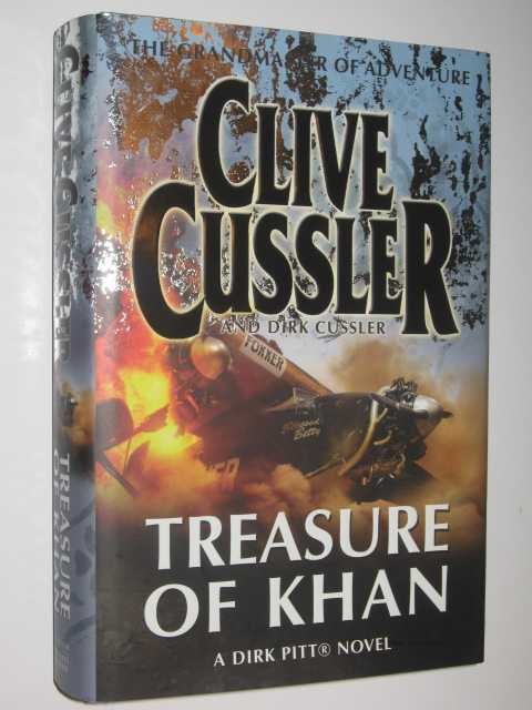 Image for Treasure of Khan - Dirk Pitt Series #19