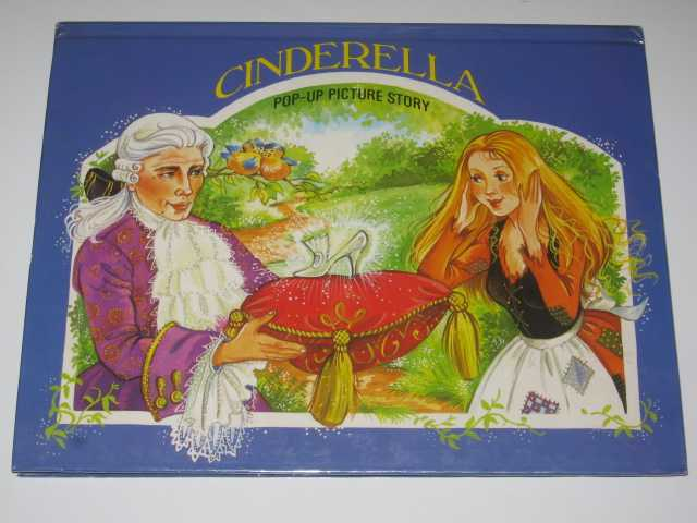 Image for Cinderella : Pop Up Picture Story