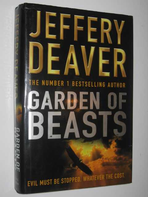 Image for Garden of Beasts : A Novel of Berlin 1936