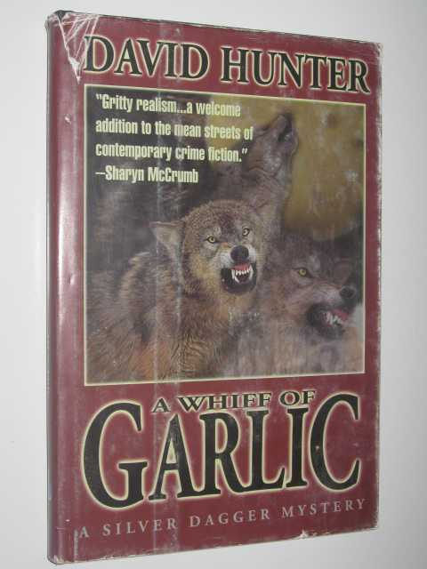 Image for A Whiff of Garlic - Silver Dagger Series