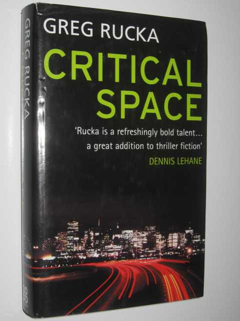 Image for Critical Space