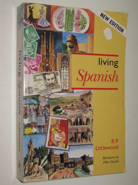 Image for Living Spanish