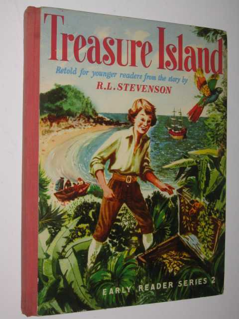 Image for Treasure Island - Early Reader's Series #2
