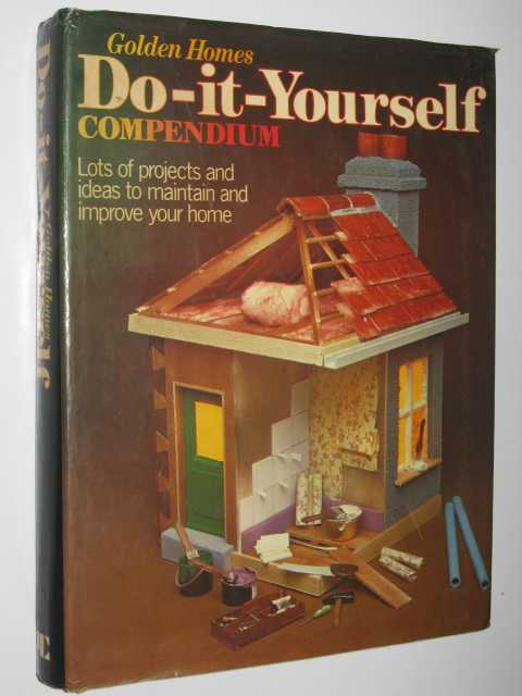 Image for Golden Homes Do It Yourself Compendium