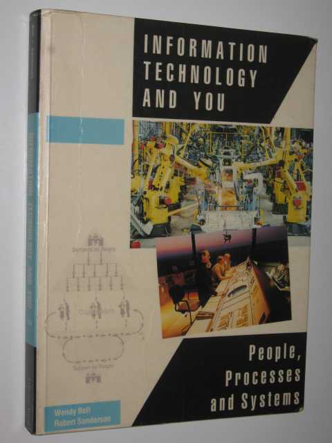 Image for Information Technology And You : People, Processes And Systems