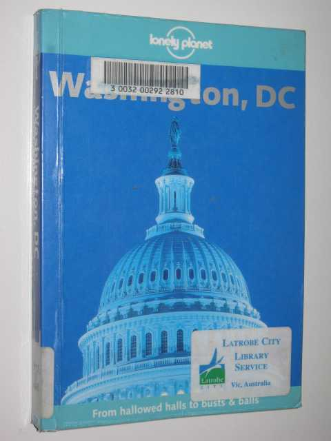 Image for Washington DC - Lonely Planet Travel Guide Series