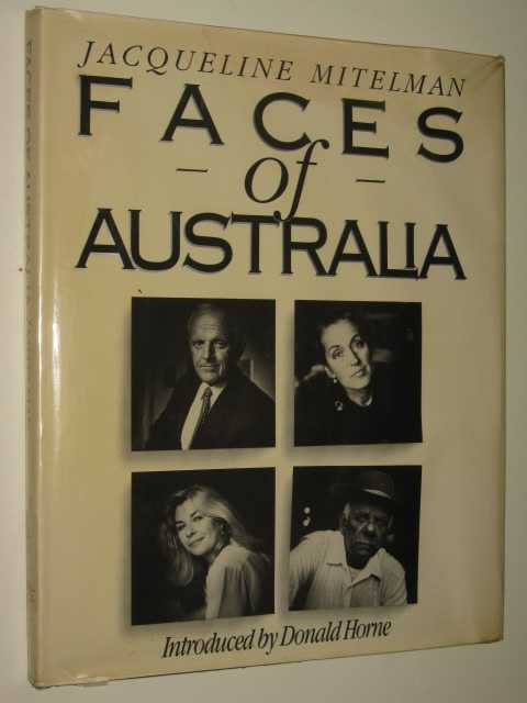 Image for Faces Of Australia