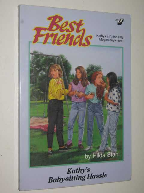 Image for Kathy's Baby-sitting Hassle - Best Friends Series #3