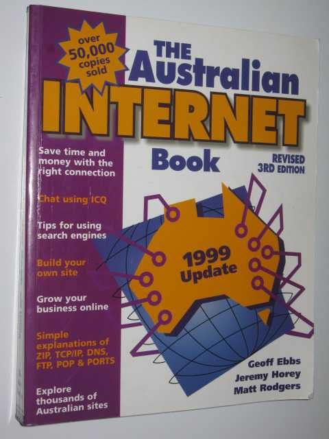 Image for The Australian Internet Book