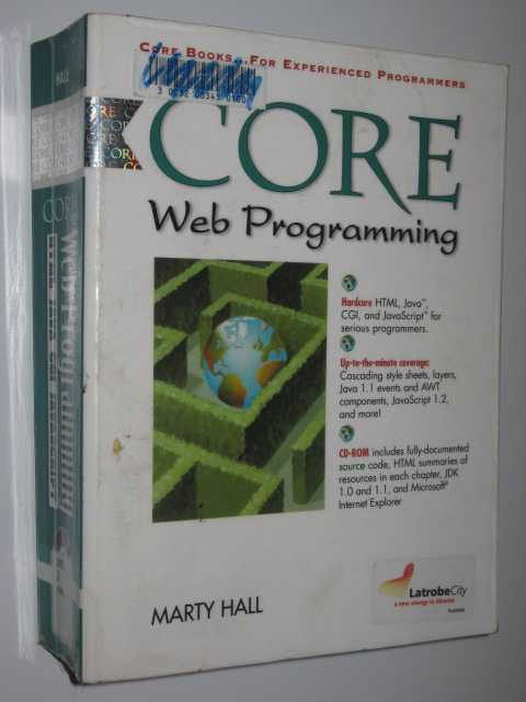 Image for Core Web Programming