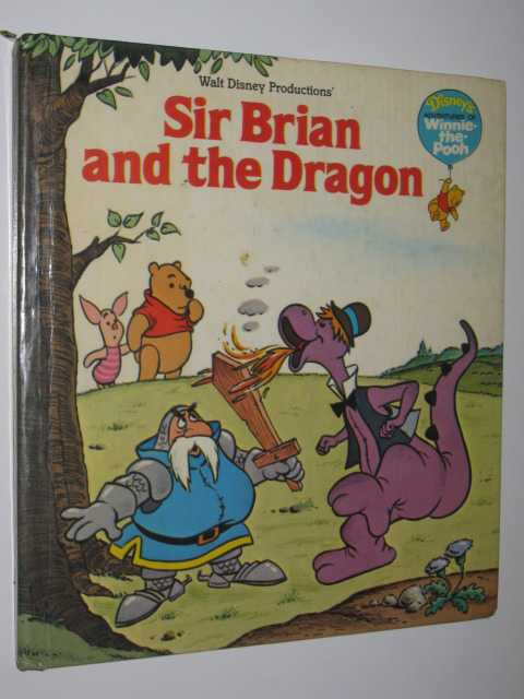 Image for Sir Brian And The Dragon - Winnie The Pooh Series