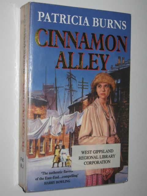 Image for Cinnamon Alley.