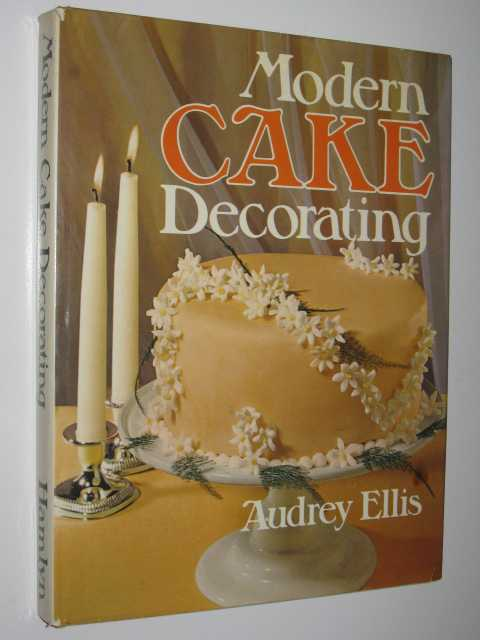 Image for Modern Cake Decorating