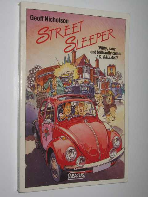 Image for Street Sleeper.