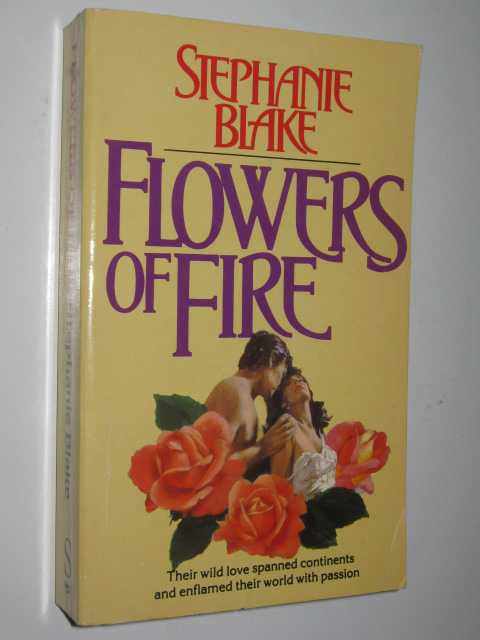 Image for Flowers of Fire