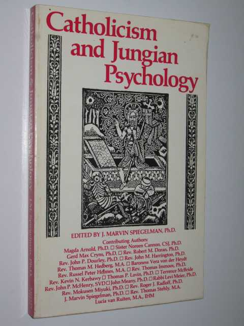 Image for Catholicism and Jungian Psychology