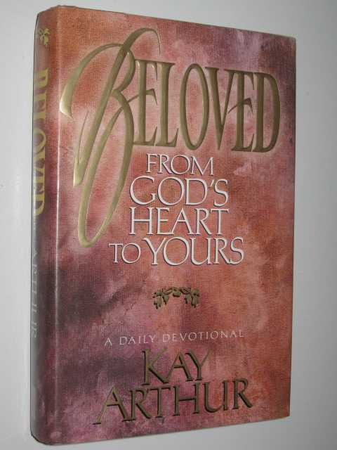 Image for Beloved : From God's Heart to Yours : A Daily Devotional