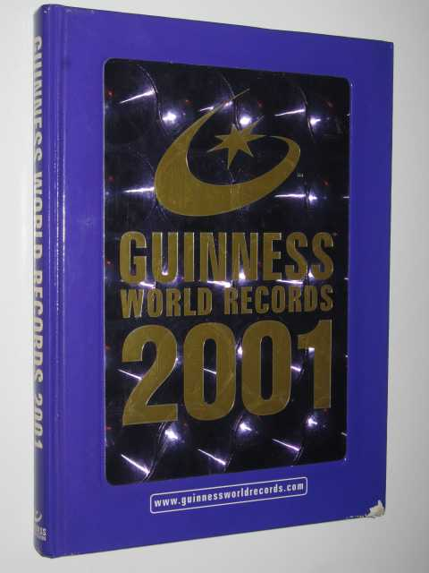Image for Guinness World Records 2001