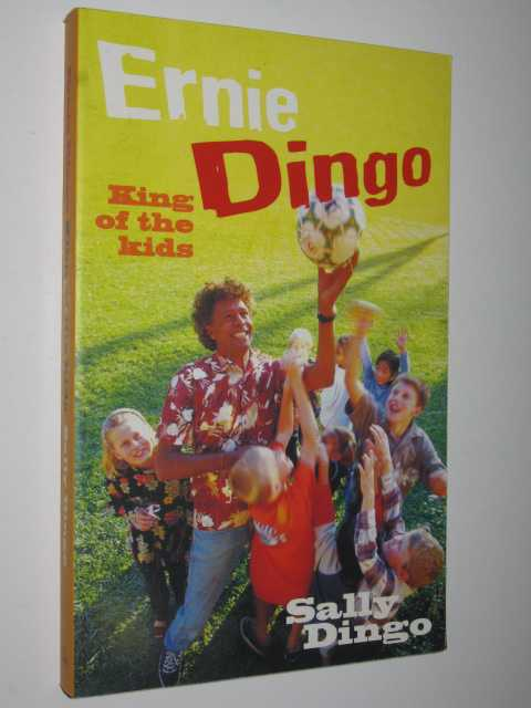 Image for Ernie Dingo : King of the Kids