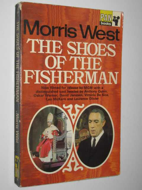 Image for The Shoes of the Fisherman