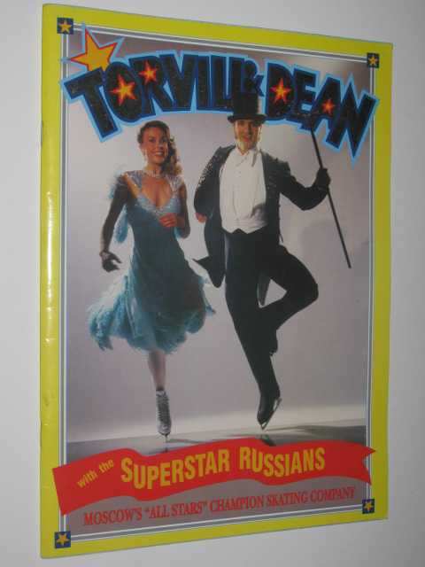 Image for Torvill & Dean with the Superstar Russians